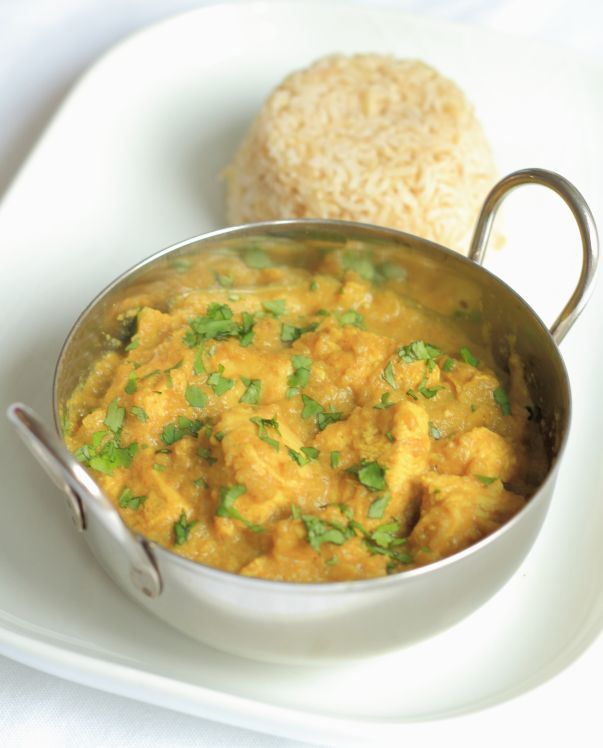 Lighter Chicken Korma Recipe Korma 300 Calories And Chicken