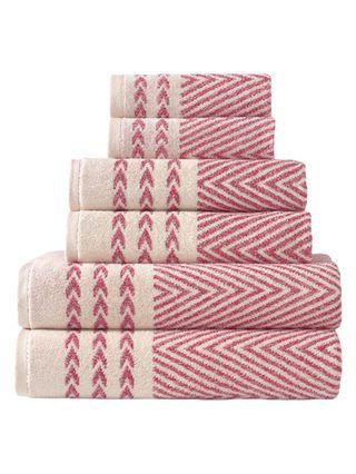 Salina 6-Piece Towel Set