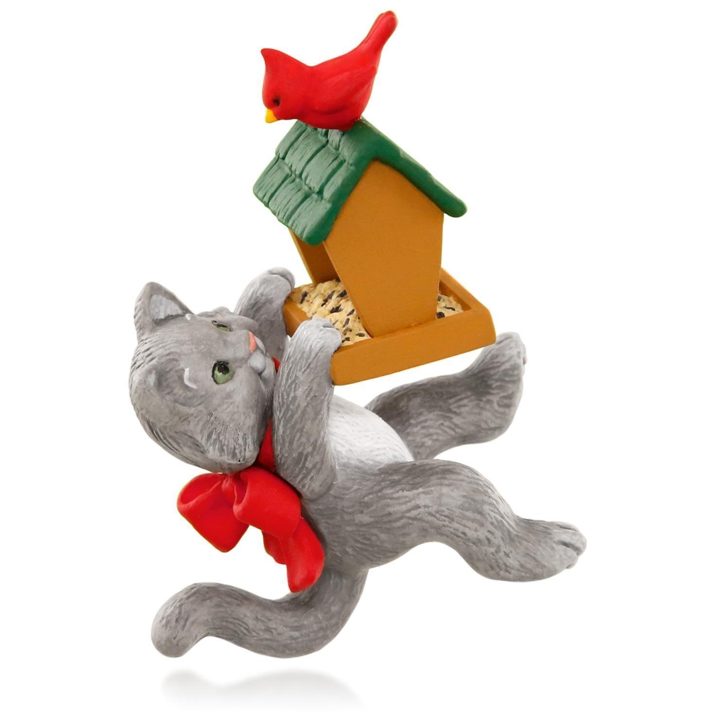 2015 Mischievous Kittens Hallmark Keepsake Ornament Hooked On Hallmark Ornaments Cat Christmas Ornaments Hallmark Keepsake Ornaments Hallmark Ornaments