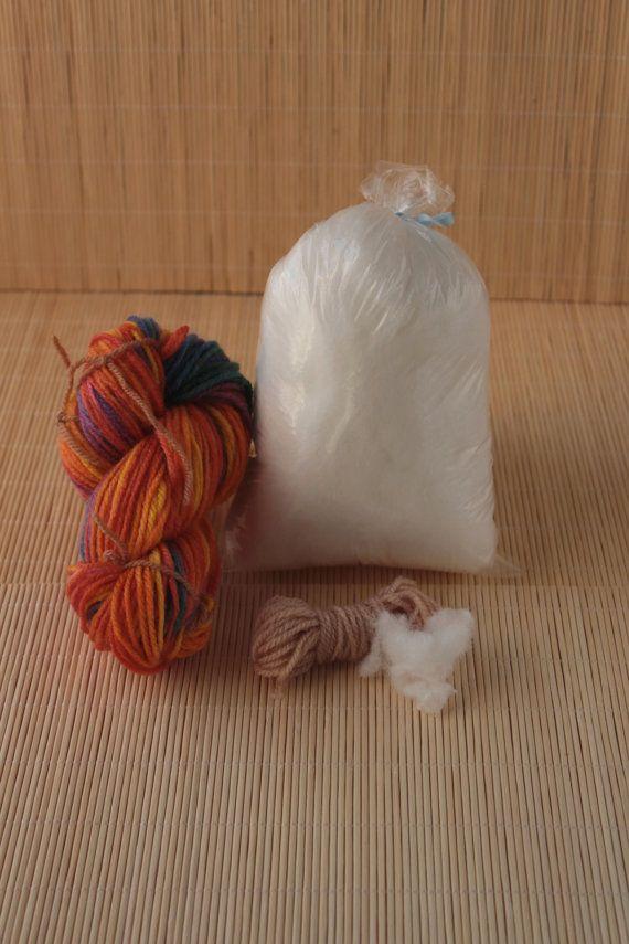 Crochet Kit Crochet Breast Kit Rainbow Breast Kit Doulamidwife