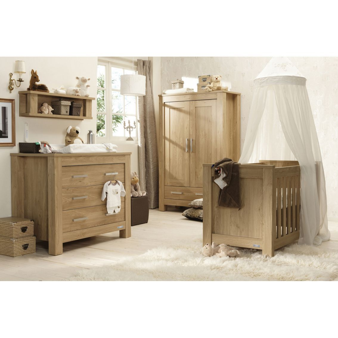 Babystyle Bordeaux Nursery Furniture Set Is A New Set From Babystyle With A  Solid, Robust Style And Construction. A Solid And Modern Design.