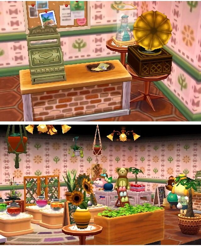 ~Part 1 Of 2~ Opened A New Store In My Happy Home Designer Town