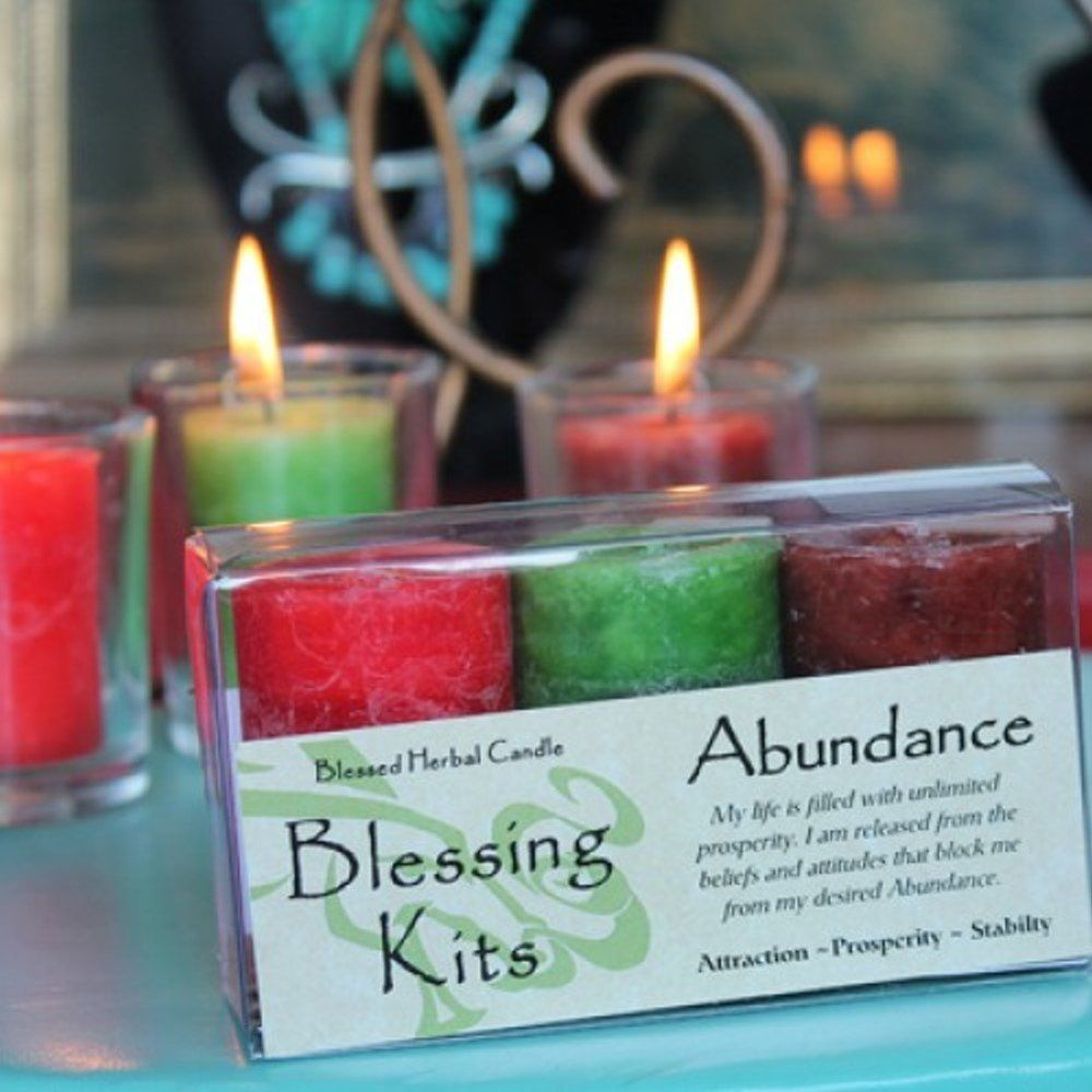Arcadia Marketplace Presents: Abundance Blessing Kit *** Continue to the product at the image link.