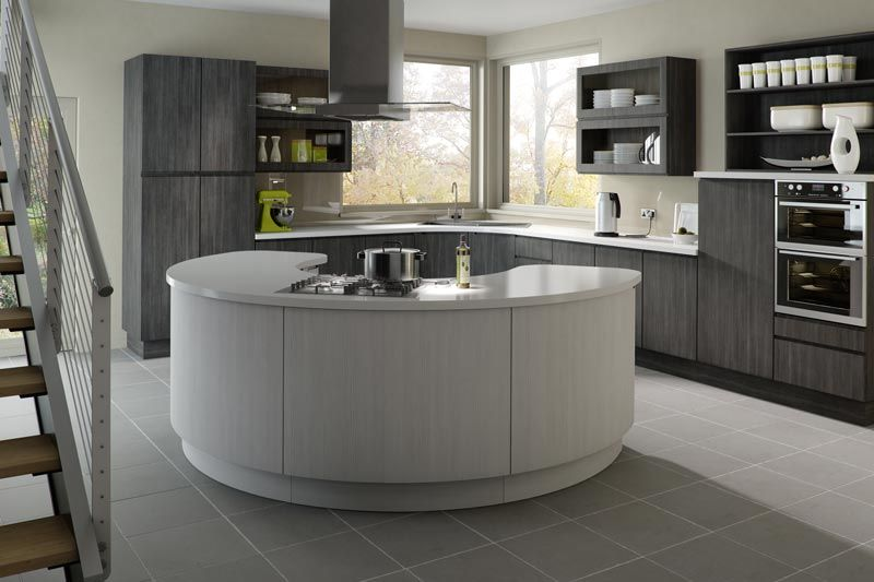 Fitted Kitchens Kitchens Bedrooms Bathrooms DM Design - Grey fitted kitchens