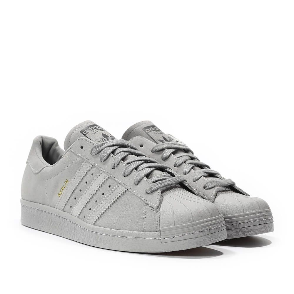 adidas superstar grises berlin