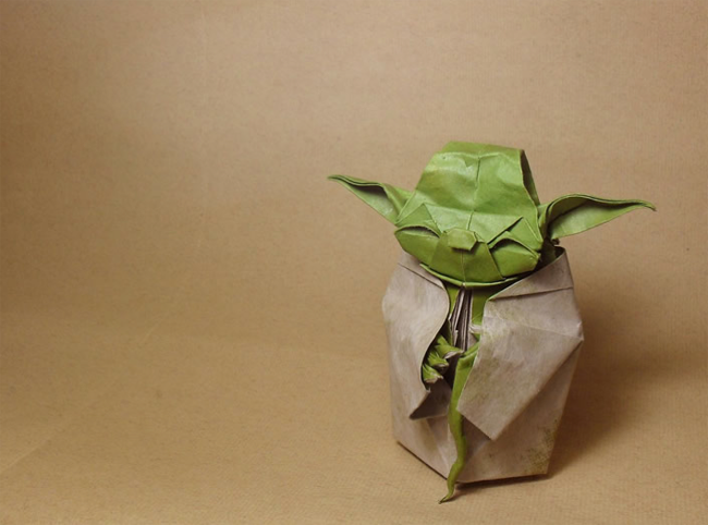Origami Yoda is I.   Very very cool.
