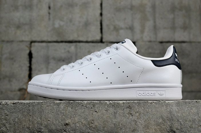 quality design b3266 b7341 Authentique Adidas Stan Smith M20325 Mens 2018 New Casual Shoes Core White  blanc Running White blanc New Navy