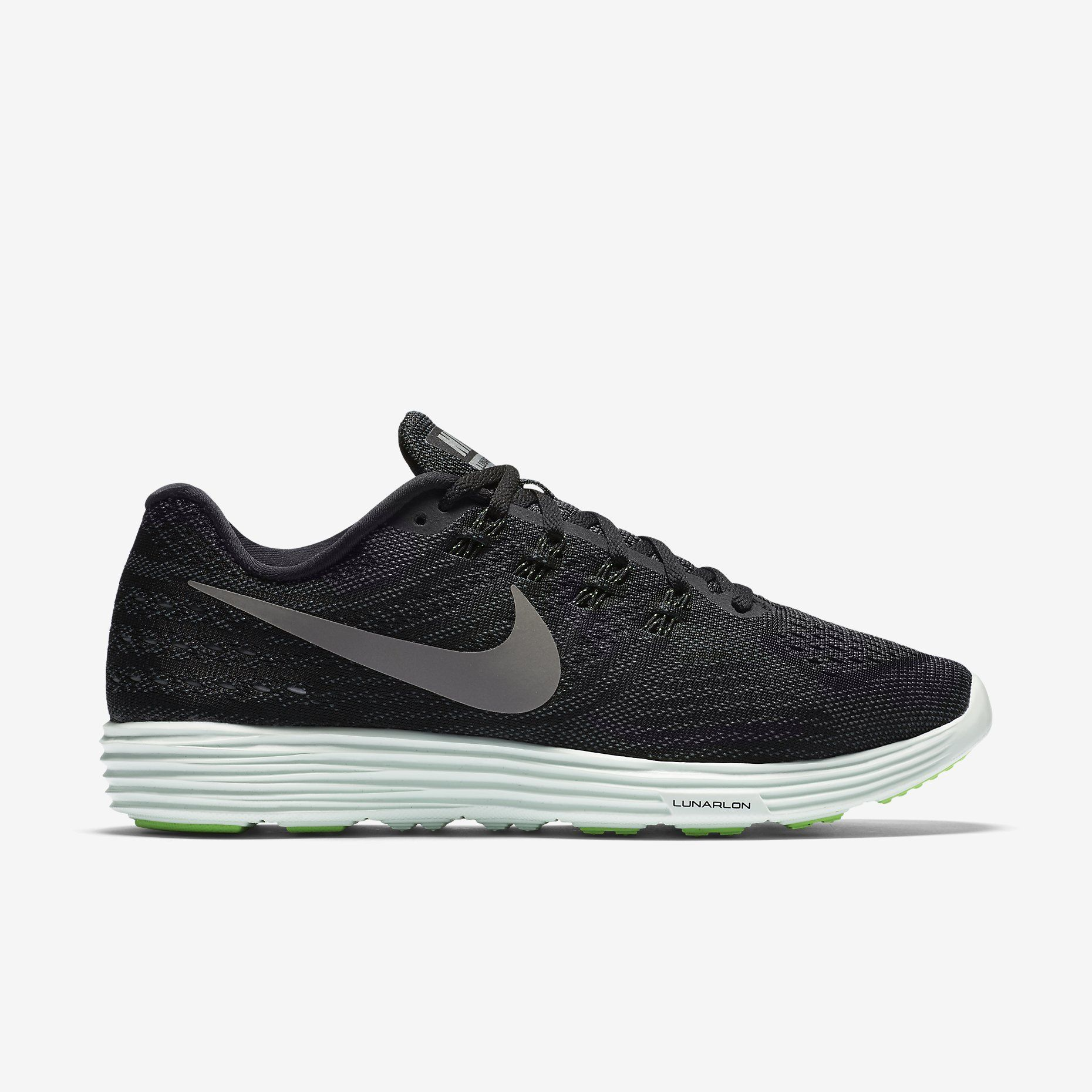 new products b7a06 5fb73 Nike Lunartempo 2 MP (Black Anthracite Barely Green Metallic Pewter)