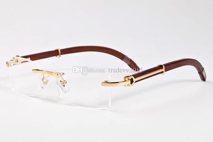 Men Pure Titanium Eyeglasses Frames