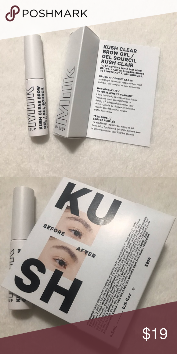 Milk Makeup Hydro Clear Brow Gel NWT (With images) Brow