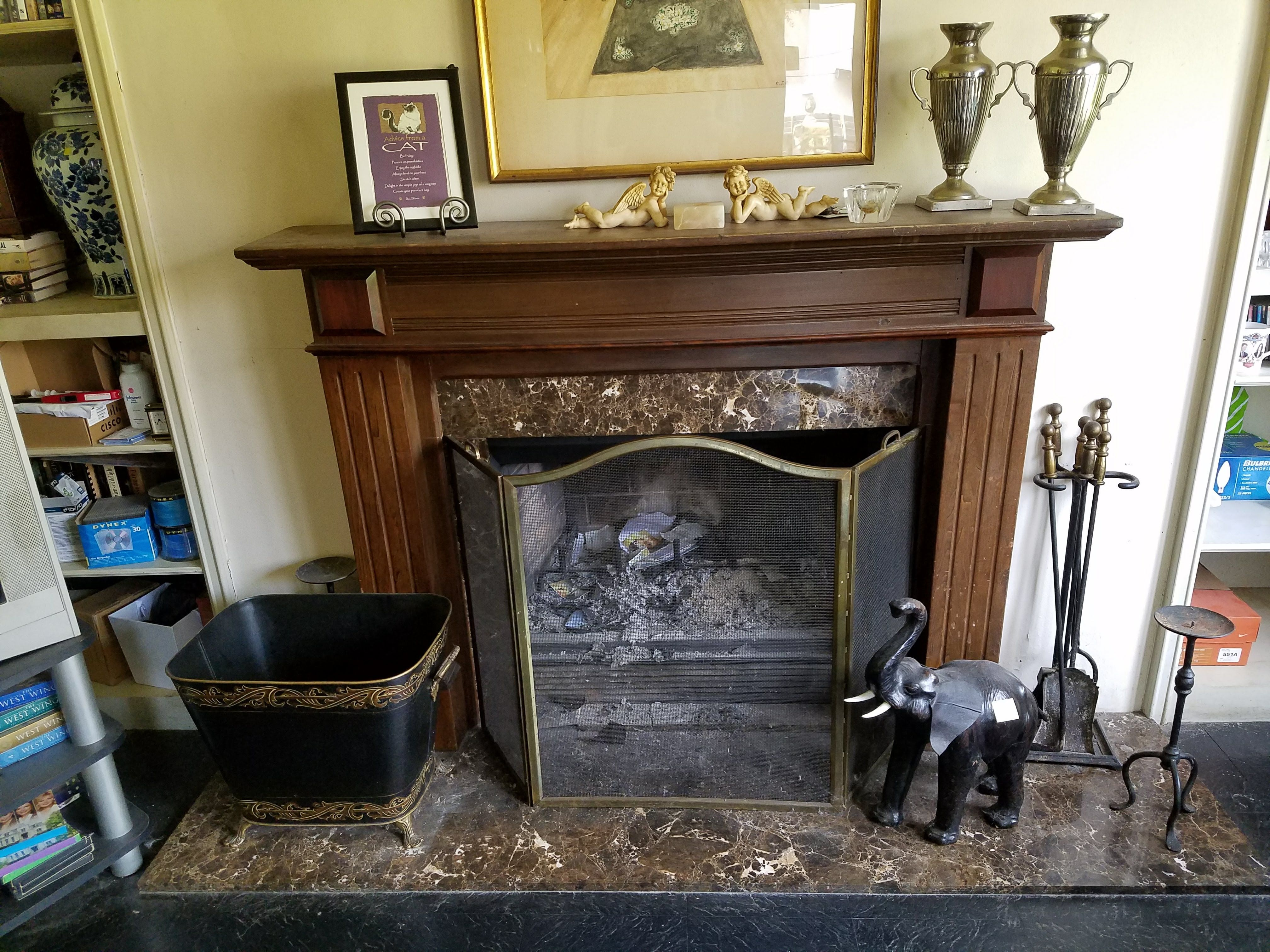 Pin by Page Harris on mantles (With images) Mantle