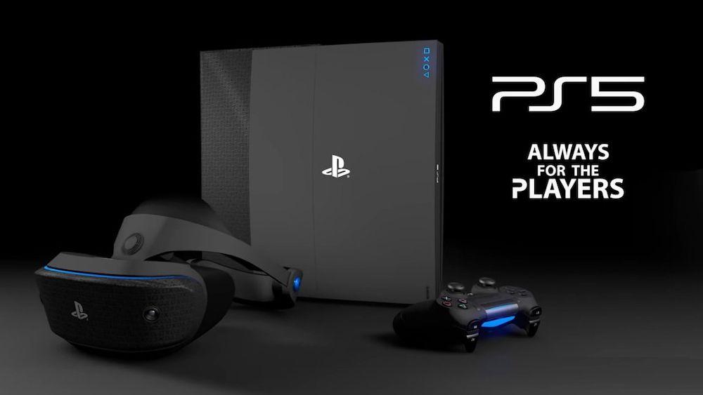 سعر بلايستيشن 5 قد يتخطى 470 دولارا وسوني تعمل على نظارة Psvr 2 تقرير سعر بلايستيشن 5 قد يتخطى 470 دولارا وسوني تعمل عل In 2020 Playstation Vr Playstation Dualshock