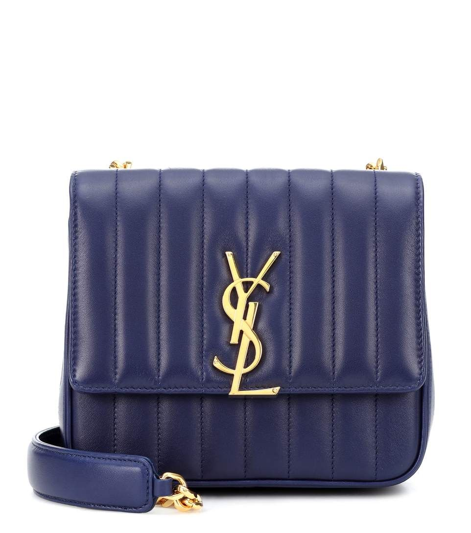 5c44a77fef Vicky Medium Leather Shoulder Bag
