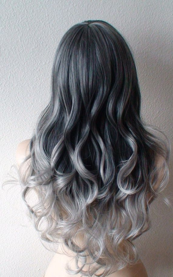 Would You Dye Your Hair Grey Fashion Beauty And Hair