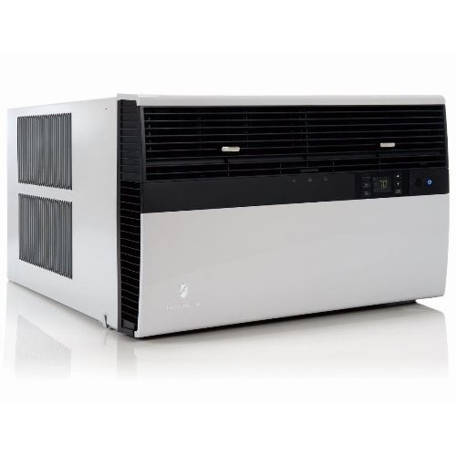 Friedrich 17 500 Btu Kuhl Heat Cool Window Air Conditioner Products Window Air Conditioner Insulation Materials