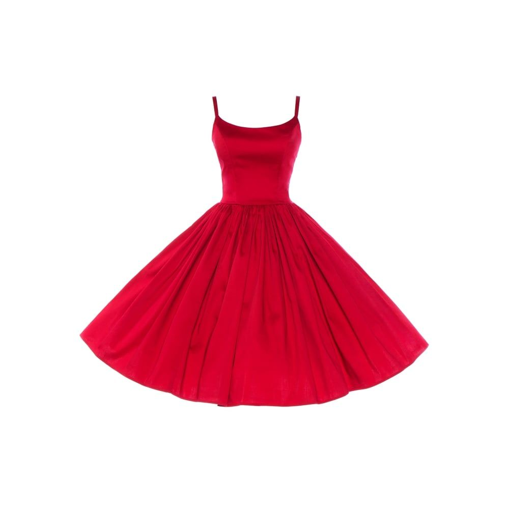 Jenny Plain Swing Dress