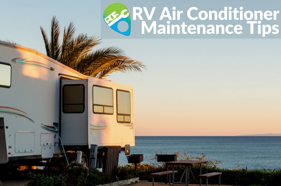Learn how to keep your RV Air Conditioner running smooth