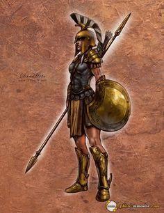 Spartan women strip photos 93