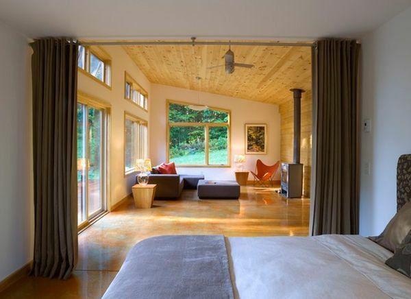 62 gelungene beispiele die f r einen raumtrenner sprechen raumtrenner paravent holz und. Black Bedroom Furniture Sets. Home Design Ideas