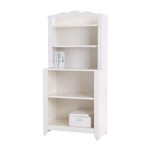 HENSVIK Policový diel IKEA Praktický skladovací priestor navyše pre všetky druhy hračiek.