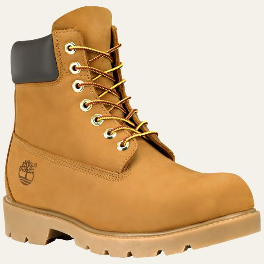 Men S 6 Inch Basic Waterproof Boots W Padded Collar Timberland Us Store In 2020 Basic Boots Tims Boots Mens Boots Casual