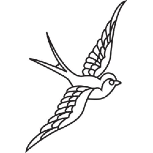 Bird 3d Pen Creation Library 3d Pen 3d Drawing Pen 3d Pen Art