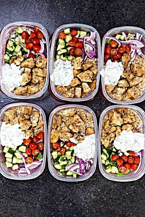 Meal Prep Sunday is the hottest trend right now in health and fitness. Prep as many healthy meals as...