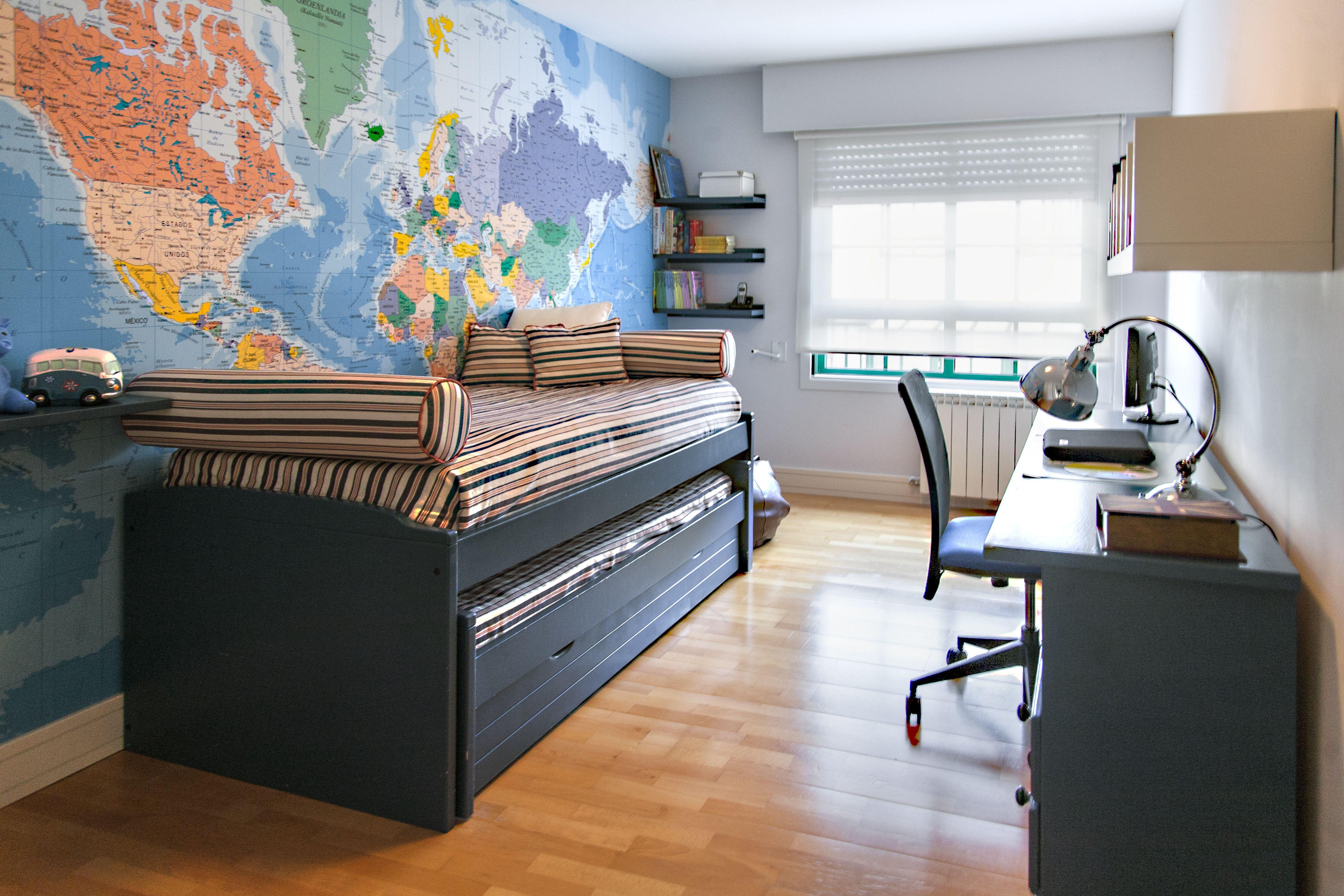 Dormitorio infantil // Child's bedroom
