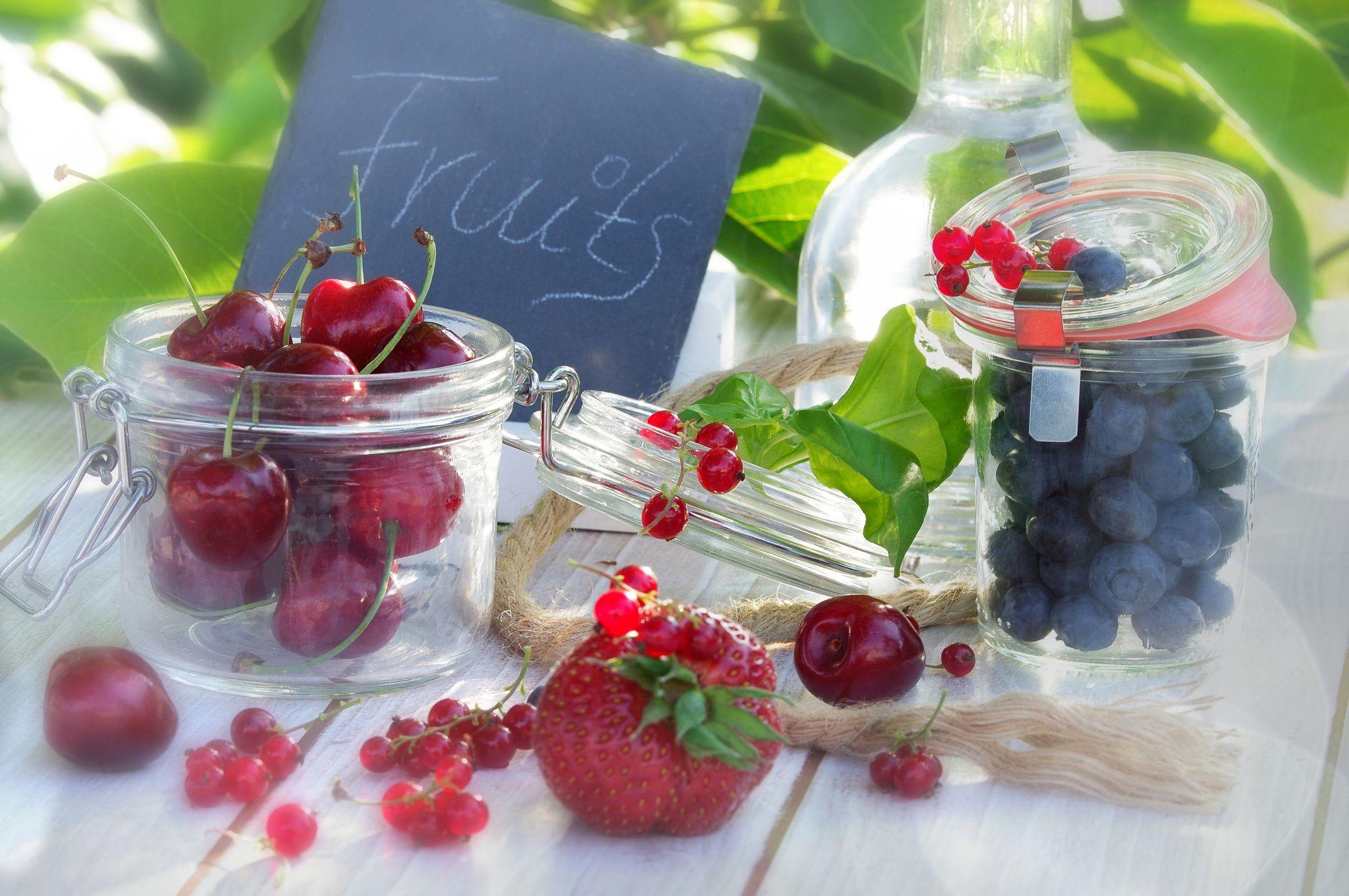 Frische Früchte im Sommer by Tanja Riedel on 500px #500px #foodie #restaurants #restaurant #eats #food #design #fresh #frisches #trendy #Trends #einkochen #Marmelade