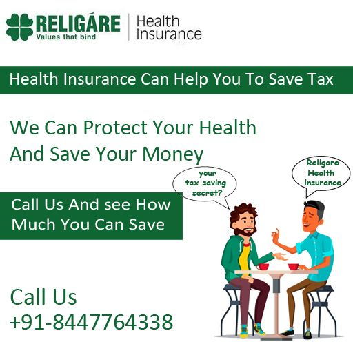 Let Us Take Care Of Your And Your Family Health With Religare