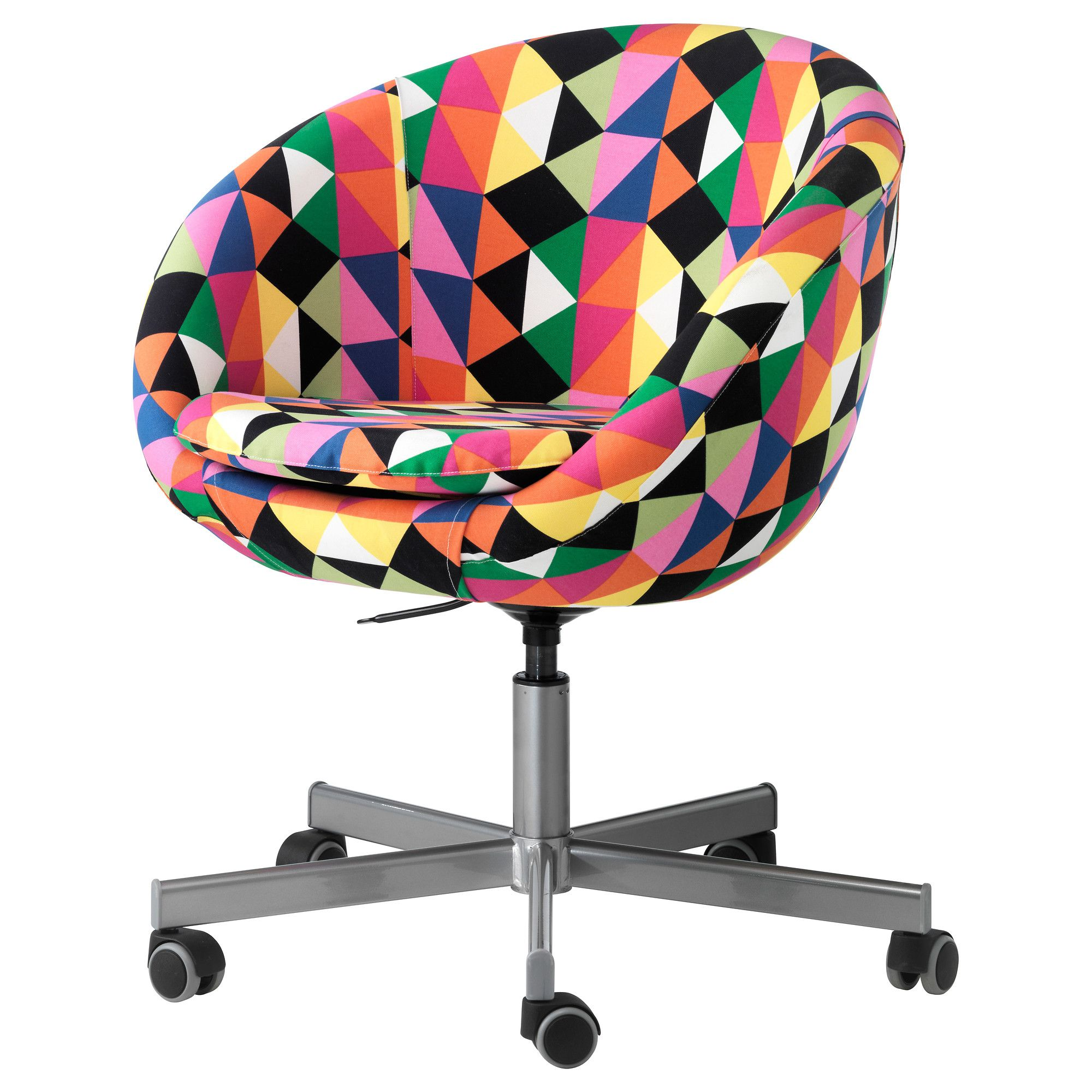 skruvsta swivel chair majviken multicolor ikea anneal office ikea chair home office