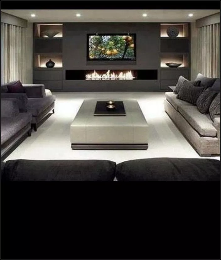 136 Outstanding Living Room Design For Summer Page 6 Myyhomedecor Com Apartment Living Room Design Modern Apartment Living Room Living Room Decor Apartment