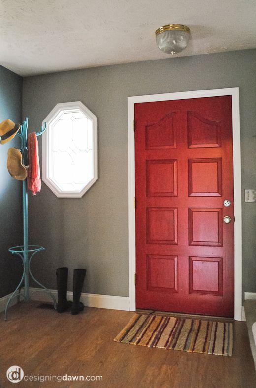 Grey Wardrobe Doors
