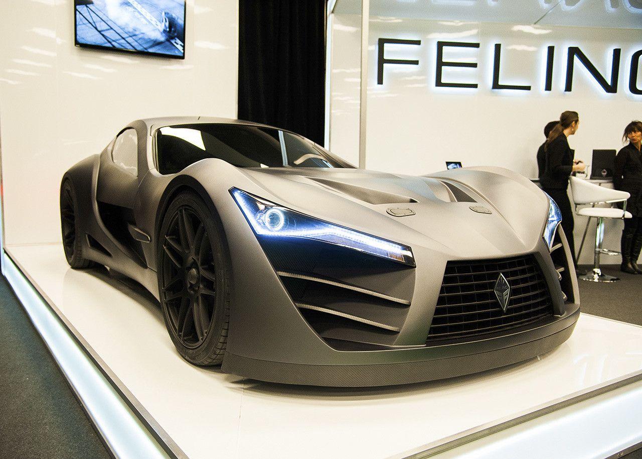 Felino cB7 | CARS as ART!!! FELINO Corporation ...