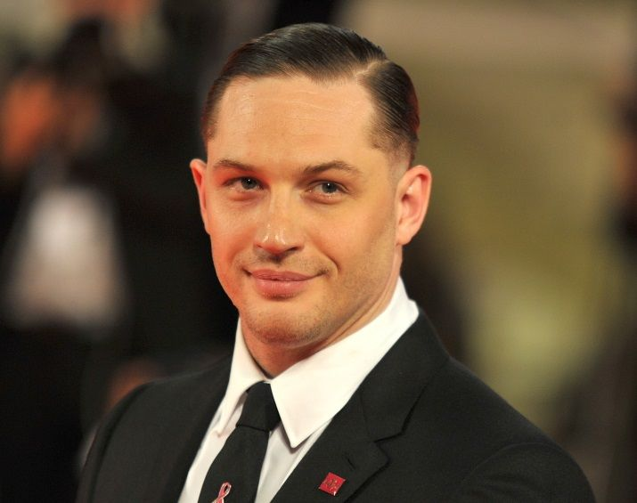 Best Hairstyles For Men With Receding Hairlines 2016 Men S Hairstyles Club Comb Over Fade Haircut Thin Hair Men Tom Hardy Haircut