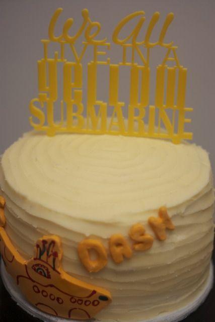 Beatles Yellow Submarine Party