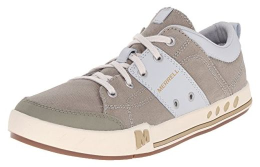 Merrell Rant, Sneakers Basses homme, Multicolore (Aluminium/Navy), 40 EU