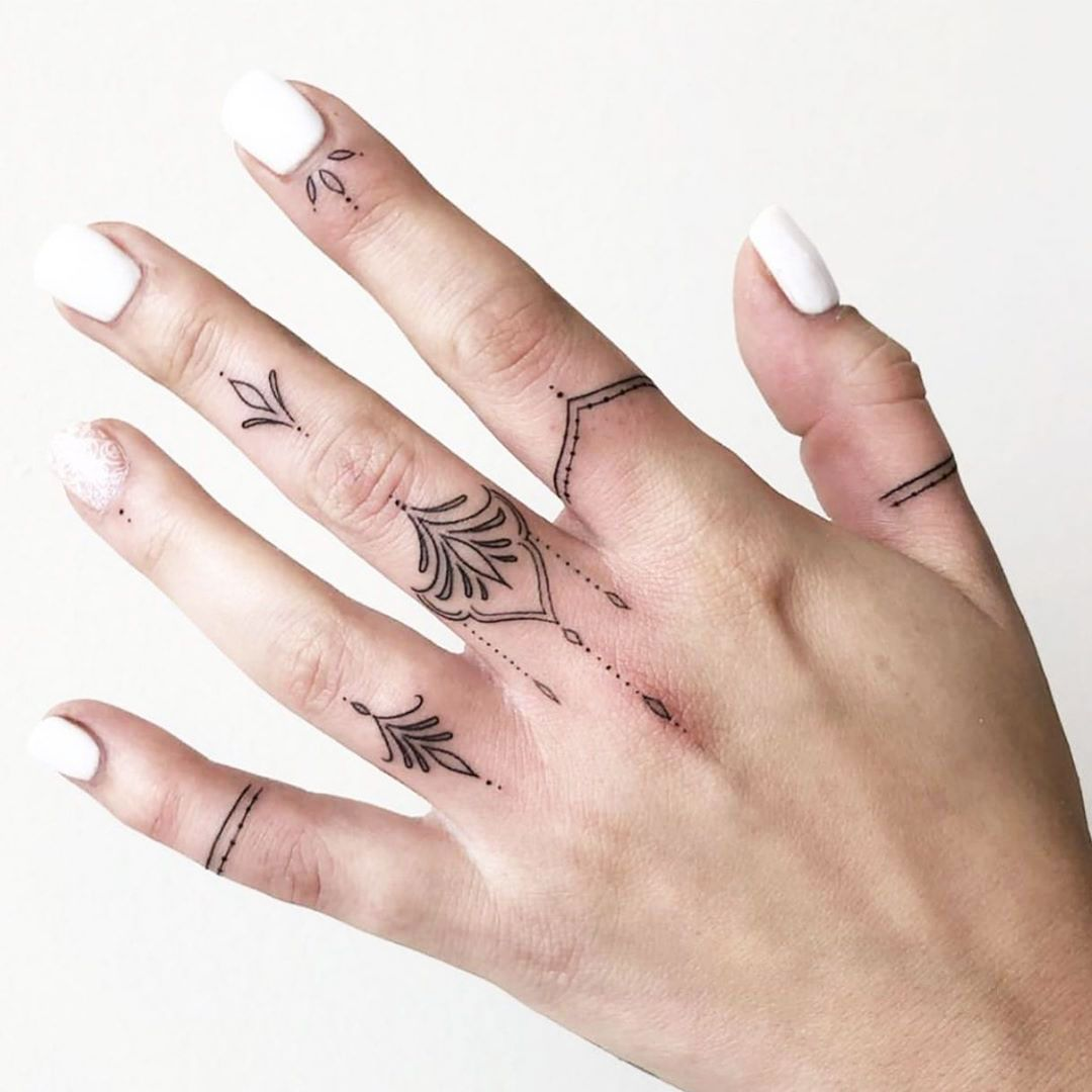 17++ Best Small hand tattoos for girl image HD