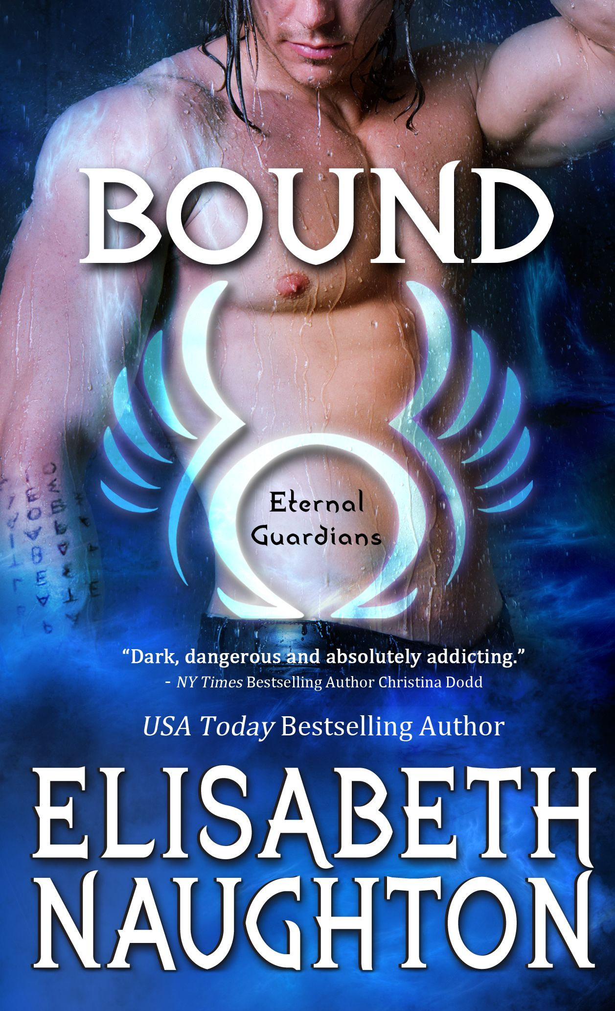Coverreveal Bound Eternal Guardians 6 By Elisabeth Naughton Coming 3 2013 Reading Romance Book Worth Reading Fantasy Reads