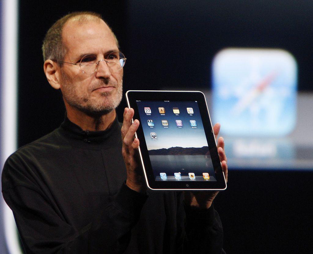 AT&T Unlimited Data Plan on iPad Steve jobs, Ipad