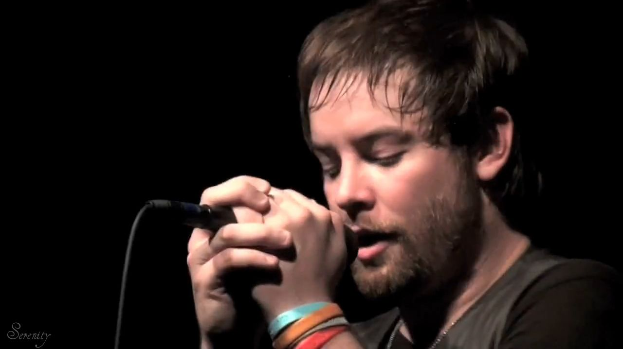 David Cook - Screencap during A Daily Anthem | Reality ...