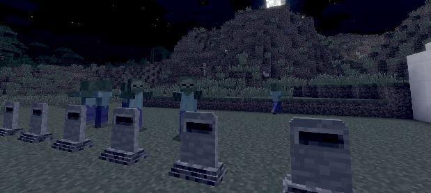 grave mod minecraft