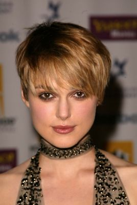 Browse Our Collection About Keira Knightley Beautiful Celebrity With Pixie  Haircut Provided By Hairstyles Help   New Hairstyles, Haircuts U0026 Hair Color  Ideas