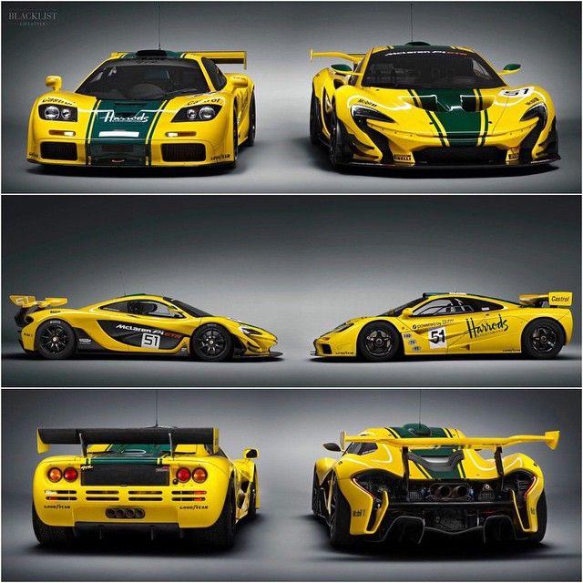 Mclaren P1, Super Cars, Mclaren F1