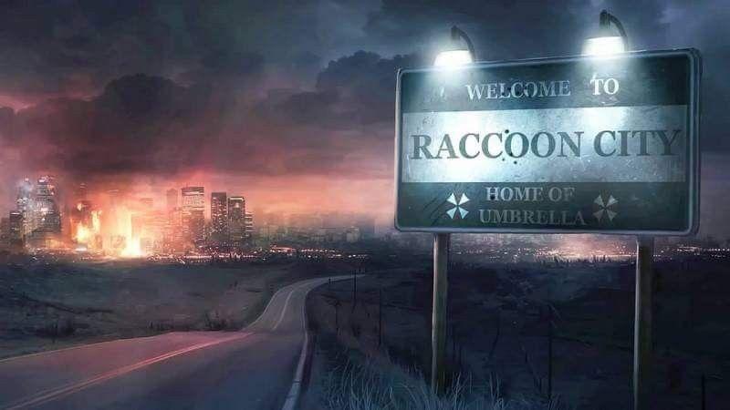 Raccoon City Resident Evil Damnation Resident Evil Evil Background