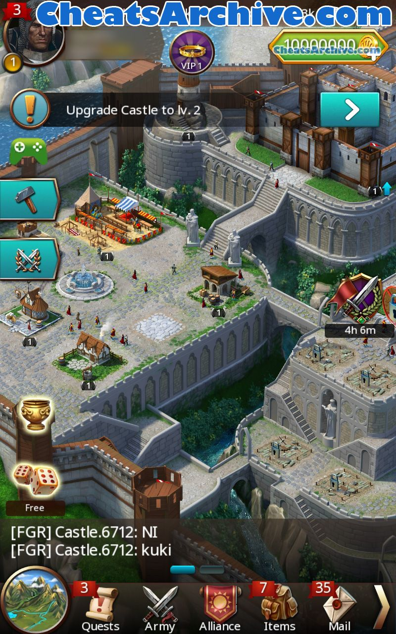 March Of Empires Hack Cheats Apps Android Ios And - Year of