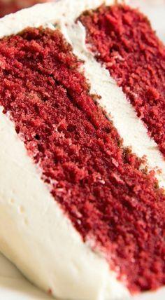 Red Velvet Cake Recipe Baking Pinterest Bizcocho Pan Para