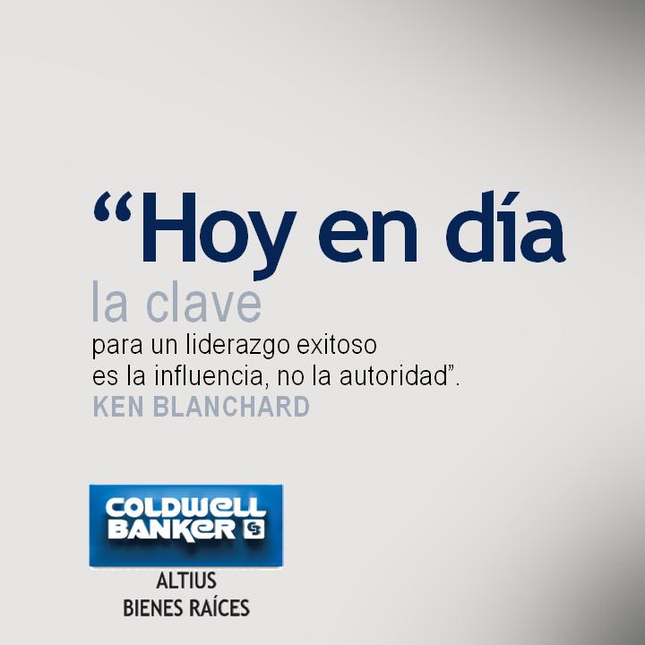 Liderazgo Ken Blanchard Frases Positivas Frases