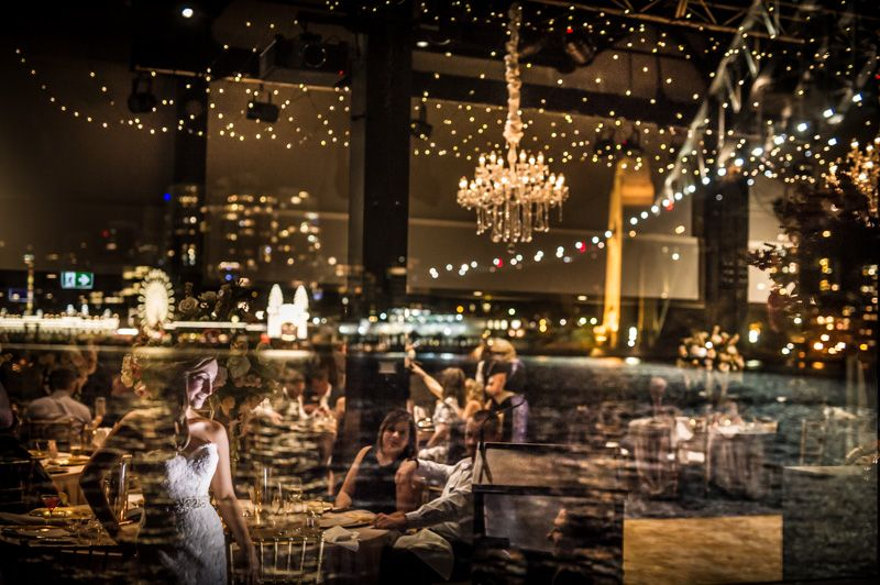 Marcia Chris Wedding At Pier One Sydney Harbour Great Picture By Ben Newnam Photography