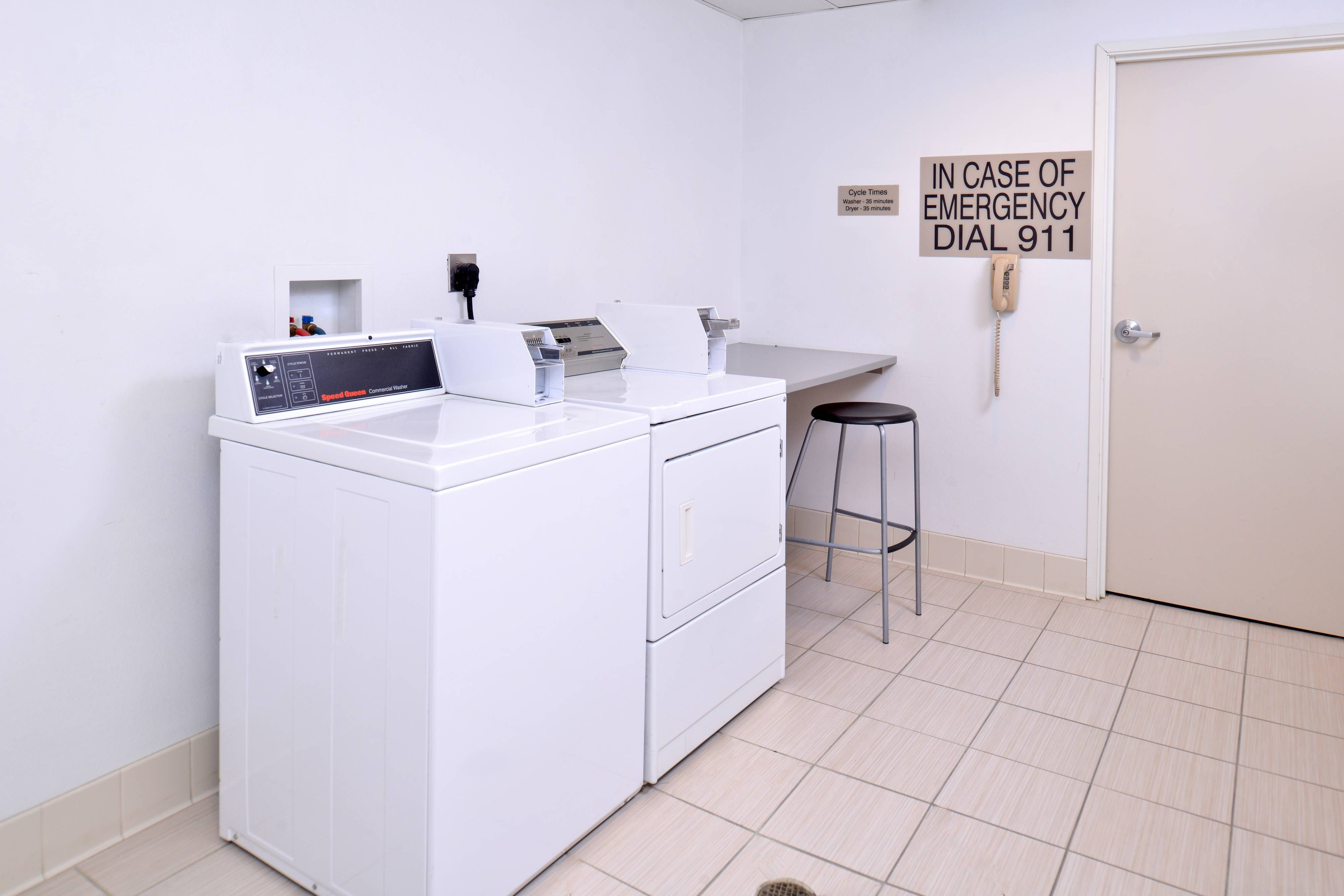 Springhill Suites Sacramento Roseville Guest Laundry Beautiful